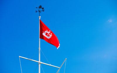 New Club Flag Unveiled